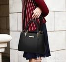 新款女包兩用媽媽手提包中年女士小包簡約手拎單肩斜背包皮包包 科炫數位