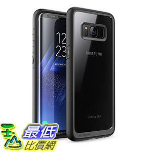[106 美國直購] SUPCASE Samsung Galaxy S8 Plus Case 黑色 [Unicorn Beetle Style Series] 手機殼 保護殼