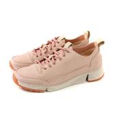Clarks Tri Spark 休閒運動鞋 粉紅色 女鞋 CLF40766SC19 no016