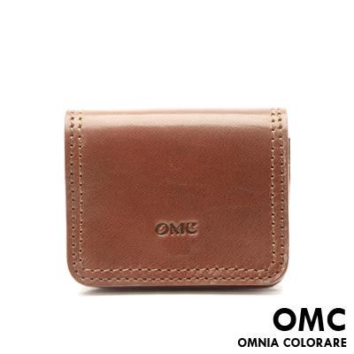 OMC - 原皮魅力真皮款輕便式隨身小腰包