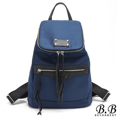 後背包-MOROM.真皮經典品牌訂製款造型後背包(共二色)5915