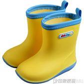 兒童雨鞋1-3-6歲寶寶雨靴男女童幼兒膠鞋小孩防滑水鞋小童學生潮 印象家品旗艦店