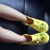 萬聖節大促銷 天天可愛卡通兒童雨靴犀牛防滑雨鞋水晶雨靴水鞋2017秋冬女童