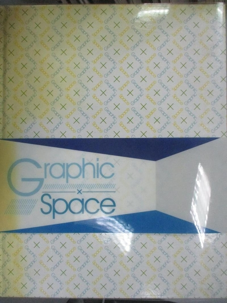 【書寶二手書T8/設計_E2J】Graphic x Space.2