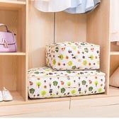 棉被收納被子收納袋扁平櫥櫃衣櫃裝衣服袋棉被收納袋衣物儲物袋整理袋打包【奇趣家居】