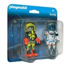 摩比積木 playmobil 人偶 太空人