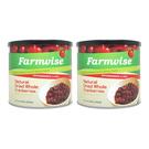 清淨生活-農場智慧天然蔓越莓乾(整顆)250g/罐*2罐(買一送一)