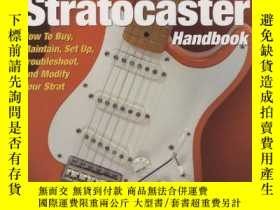 二手書博民逛書店The罕見Fender Stratocaster HandbookY256260 Paul Balmer Vo
