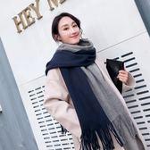 圍巾女冬季士加厚韓版情侶百搭