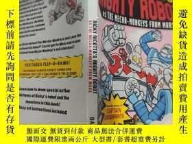 二手書博民逛書店ricky罕見ricotta s mighty robot us the mechra monkeys from