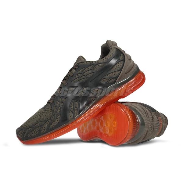 【六折特賣】Asics 慢跑鞋 Gel-Quantum Infinity 2 綠 灰 男鞋 運動鞋 【ACS】 1021A187300