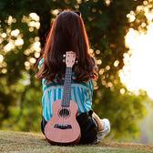 尤克裏裏23寸烏克麗麗26小吉它女男ukulele成人學生初學者XW