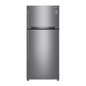 LG 438公升雙門冰箱銀色GI-HL450SV