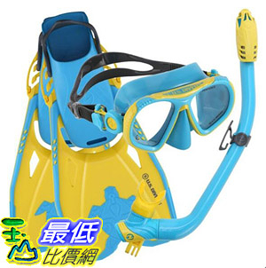 [COSCO代購] W2000541 U.S. Divers 兒童浮潛組 U.S. Divers Youth Snorkeling Set