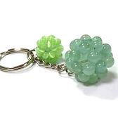 東菱玉繡球與貓眼繡球鑰匙圈