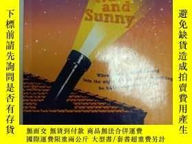 二手書博民逛書店yesterday罕見was warm and sunnyY26