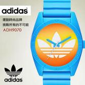 愛迪達 Adidas 個性潮流腕錶 40mm/運動/NY/防水/漸層/手錶/ADH9070 現+排單 熱賣中!