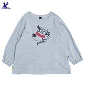 【三折特賣】American Bluedeer - 女王鹿抽繩T(魅力價) 秋冬新款