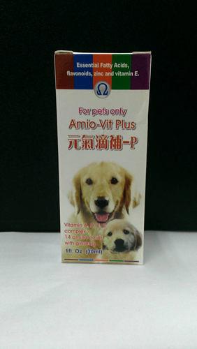 【培菓平價寵物網 】義大利Amio-Vif Plus元氣滴補-P營養補充液30ml*10瓶(維他肝精護肝)