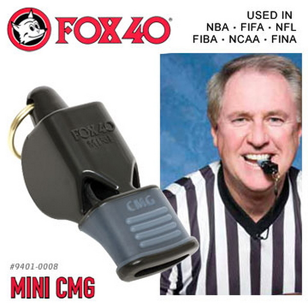 加拿大FOX 40 MINI CMG OFFICIAL 哨子# 9401-0008