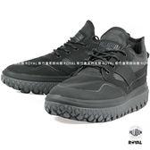 Palladium 新竹皇家 Crushion Scrmbl Fast 黑色 輪胎底 套入 休閒鞋  男款 NO.A9190