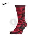(特價) Nike SB迷彩長襪 SX4934-687 紅色迷彩