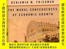 二手書博民逛書店The罕見Moral Consequences of Econo