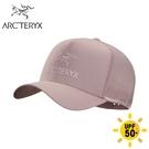 【ARC TERYX 始祖鳥 Logo 網帽《品味紫》】23965/棒球帽/鴨舌帽/遮陽帽/卡車帽/運動休閒帽/貨車帽