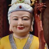 陶瓷佛像擺件 客廳福德正神供奉神像 D21-40