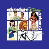 絕對迪士尼 Vol.2 CD (音樂影片購)