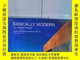 二手書博民逛書店罕見實拍;Basically ModernY27656 Webb