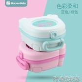 Goryeobaby兒童坐便器旅行車載便攜式馬桶折疊式男女孩小便器尿盆 阿宅便利店