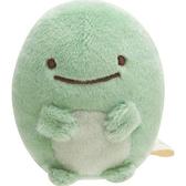 San-X 角落生物 迷你沙包玩偶 絨毛玩偶 掌上型玩偶 角落小夥伴 恐龍 綠