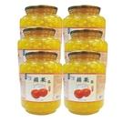 蜂蜜蘋果茶-韓味不二 韓國原裝進口 1.9Kg*6入