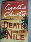 【書寶二手書T8/原文小說_KOZ】Death on the Nile: A Hercule Poirot Mystery_Christie, Agatha