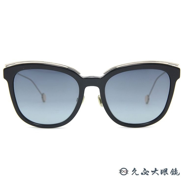 Dior 太陽眼鏡 Blossom CSAHD (黑-銀) 百搭款 墨鏡 久必大眼鏡