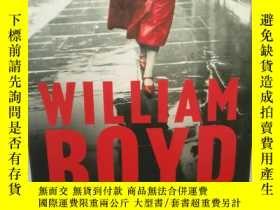 二手書博民逛書店威廉·博伊德罕見Restless by William Boyd