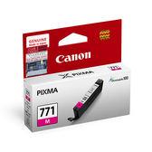 CANON CLI-771M 原廠紅色墨水匣 CLI-771 M 適用 MG5770/MG6870/MG7770