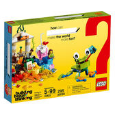 樂高Lego 60週年紀念【Building Bigger Thinking系列 10403 世界主題】