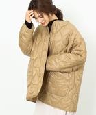 軍大衣 內襯外套 绗縫寬版外套 大衣 鋪棉 日本品牌【coen】