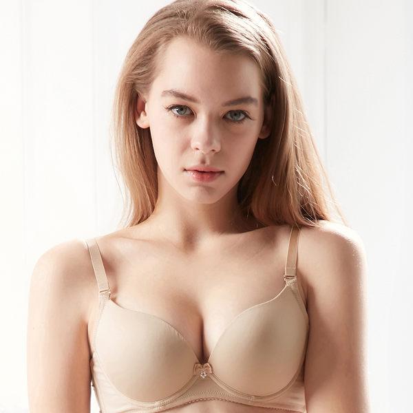 EASY SHOP-清恬素体美人 無痕款B-D罩內衣(零感膚)