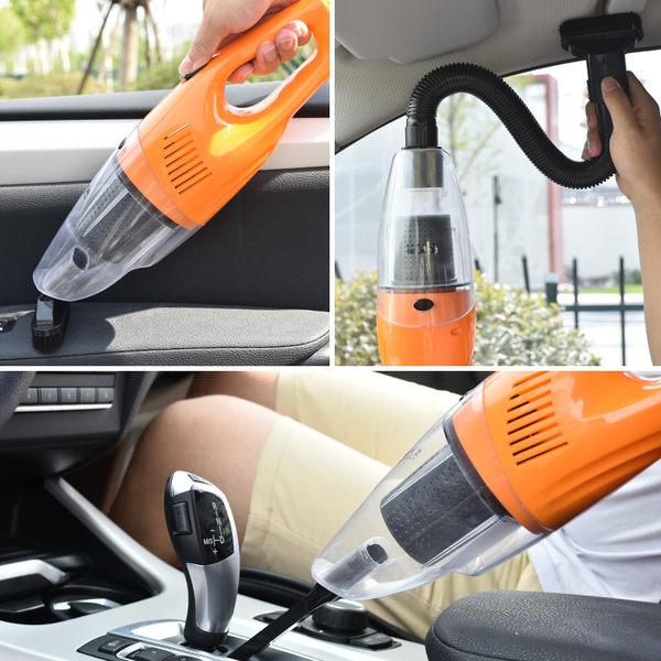 車用吸塵器 手持式吸力大功率幹濕兩用汽車強力吸塵器