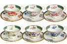 英國Hudson骨瓷午茶杯盤組-Engl...