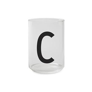 Design Letters 字母玻璃杯 C