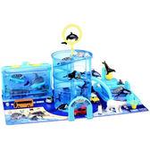 特價 TOMICA多美動物園 - 可愛動物海洋公園