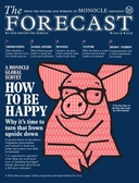 MONOCLE 第9期/2019:The Forecast