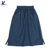 【春夏新品】American Bluedeer - 綁帶鬆緊裙(特價)  春夏新款
