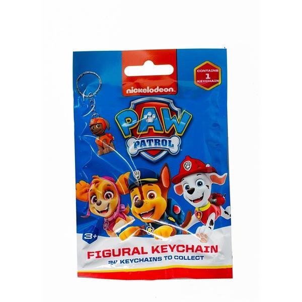 《 汪汪隊立大功 paw patrol 》3D公仔鑰匙圈(隨機出貨) / JOYBUS玩具百貨