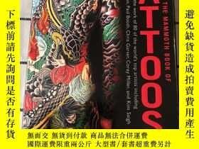 二手書博民逛書店紋身藝術【THE罕見MAMMOTH BOOK OF TATTOOS】Y254338 Lal Hardy Lal