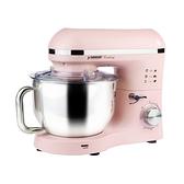 [預購]【薔薇粉】山崎5.5L新式高效專業抬頭式攪拌機650W SK-9990SP